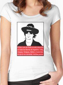 Mi libro Luna de plutón Women's Fitted Scoop T-Shirt