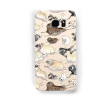 Pugs on the Run! Samsung Galaxy Case/Skin
