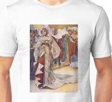 """Cinderella"" by Charles Robinson Unisex T-Shirt"