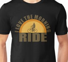morning ride Unisex T-Shirt