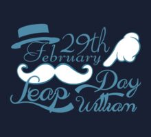 Leap Day Williams One Piece - Short Sleeve