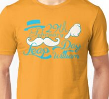 Leap Day Williams Unisex T-Shirt