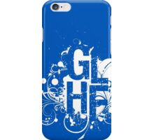 GLHF Grunge model 1 iPhone Case/Skin