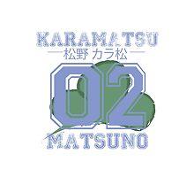 KARAMATSU by crowknight