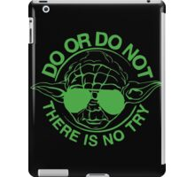 no try iPad Case/Skin
