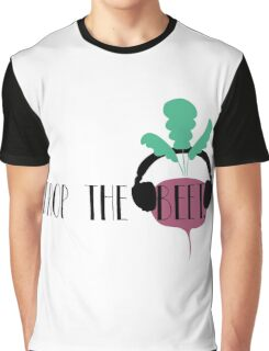 Drop the Beet Graphic T-Shirt