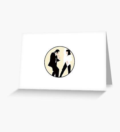So Dance Good Greeting Card
