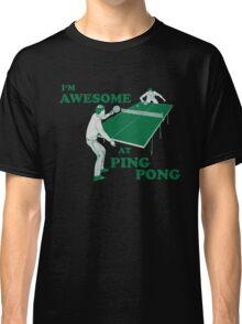 ping pong Classic T-Shirt