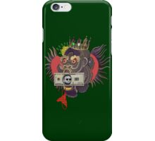 Red Panty Night - Conor McGregor (forest green) iPhone Case/Skin