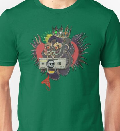 Red Panty Night - Conor McGregor (forest green) Unisex T-Shirt