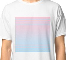 Pastel Ombre Classic T-Shirt