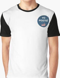 I Posted (7) Graphic T-Shirt