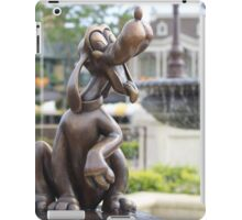 Magic Kingdom Pluto iPad Case/Skin