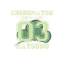 CHOROMATSU by crowknight