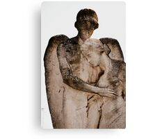 Angel's Embrace Canvas Print
