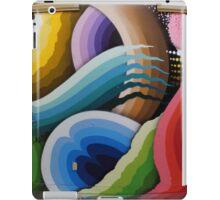 Color Graffiti  iPad Case/Skin