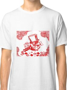 The Mad Hatter Steps Down Classic T-Shirt