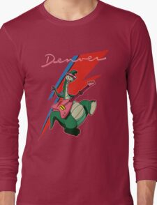 denver the last dinosaur Long Sleeve T-Shirt