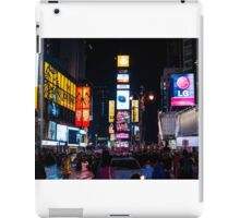 The Only Living Toon in New York iPad Case/Skin