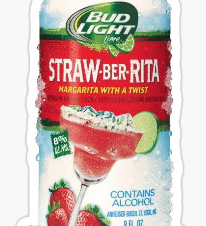 Strawberrita Sticker