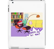 Broad City Where Are They Now Windup Teeth iPad Case/Skin