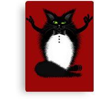 ZIGGY THE CAT Canvas Print