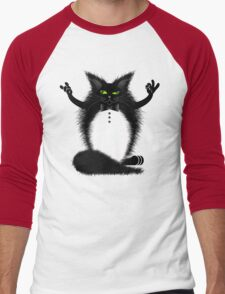 ZIGGY THE CAT Men's Baseball ¾ T-Shirt