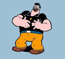Brutus vs. Bluto Unisex T-Shirt