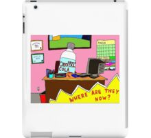Broad City Where Are They Now Crystal Cola iPad Case/Skin