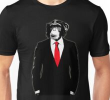 Domesticated Monkey Unisex T-Shirt