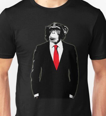Domesticated Monkey Unisex T-Shirt