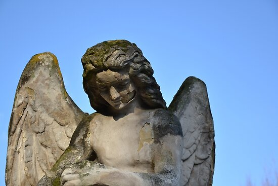 Weathered Angel by BirgitHM