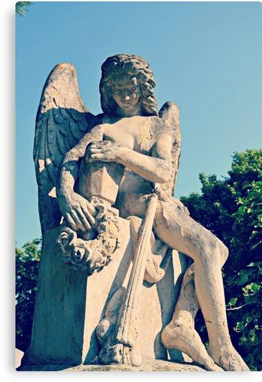 Guardian Angel by BirgitHM