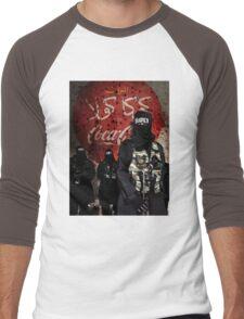 Mad Men Men's Baseball ¾ T-Shirt