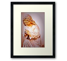 Say a Little Prayer I Framed Print