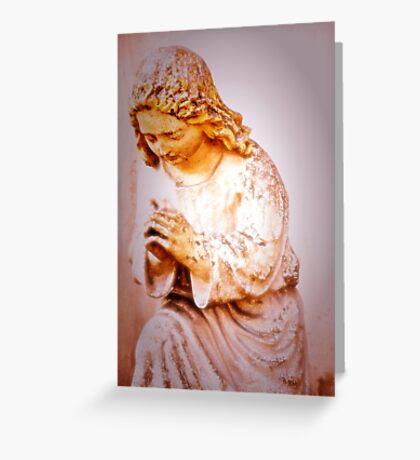 Say a Little Prayer I Greeting Card