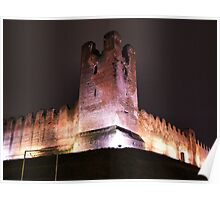 tower on the walls Poster