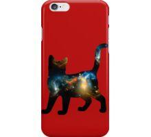 CELESTIAL CAT 3 iPhone Case/Skin