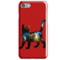 CELESTIAL CAT 3 iPhone Case/Skin
