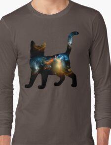 CELESTIAL CAT 3 Long Sleeve T-Shirt