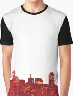 San Fran Skyline Graphic T-Shirt