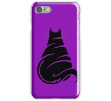 MY CAT NEGLECTS ME iPhone Case/Skin