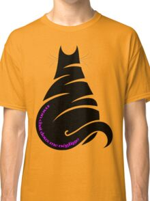 MY CAT NEGLECTS ME Classic T-Shirt