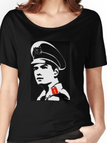 Vietnam Police Office Women's Relaxed Fit T-Shirt