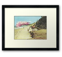 From the Deep Framed Print
