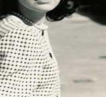 Jackie Kennedy Onassis - L.A. CRASS Sticker