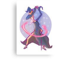 Wizard of Sass  Canvas Print