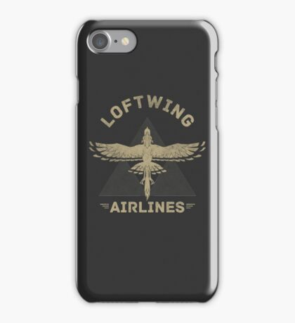 Loftwing Airlines iPhone Case/Skin