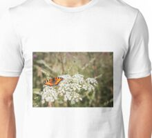 Small Tortoiseshell (Aglais urticae) Unisex T-Shirt