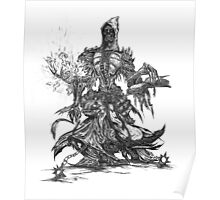 Lich unded mage Poster